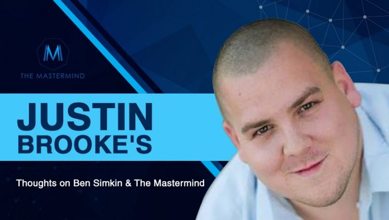 Justin Brooke from Adskills Shares his Thoughts on The Mastermind and Founder Ben Simkin